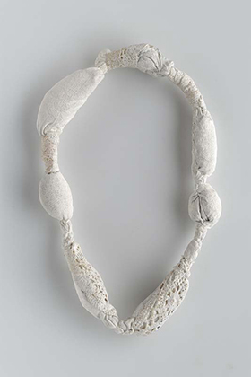Accumulate #1 / Necklace / Yuki Sumiya [contemporary jewellery and object]