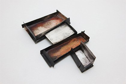Four window / Brooch / Yuki Sumiya [contemporary jewellery and object]