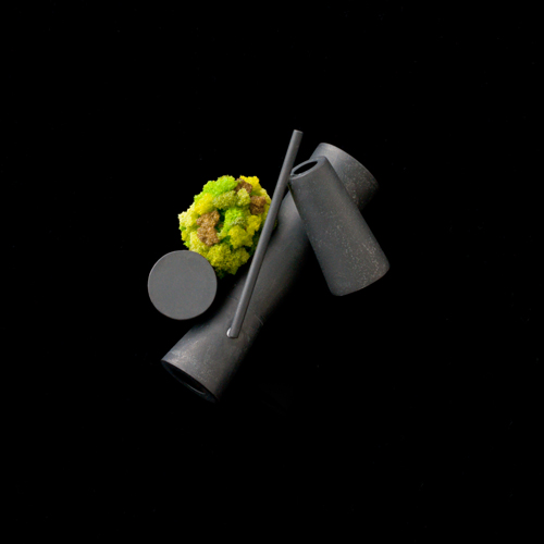 Garden / Brooch / Yuki Sumiya [contemporary jewellery and object]