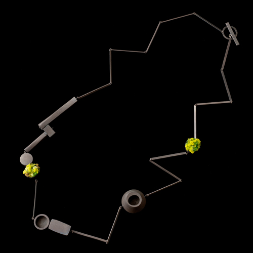 Garden / Necklace / Yuki Sumiya [contemporary jewellery and object]