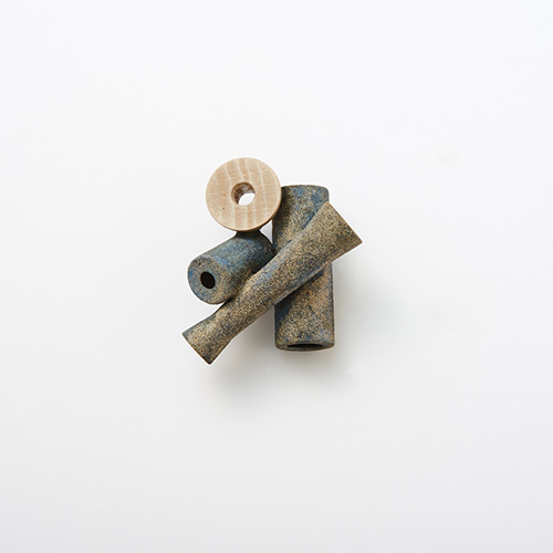 City / Brooch / Yuki Sumiya [contemporary jewellery and object]